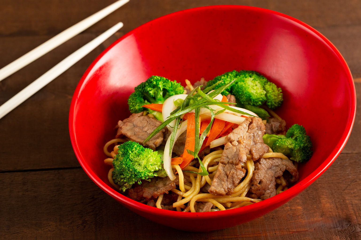 Beef Lo Mein Image