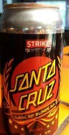 Santa Cruz Blonde Ale Image
