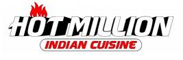 hotmillionindiancuisine Home Logo