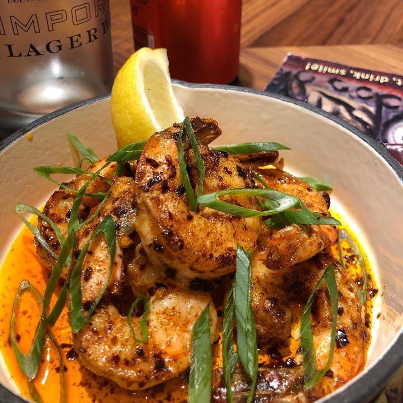 Gambas al Ajillo / Garlic Shrimp
