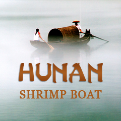 Hunan Shrimp Boat - Washington