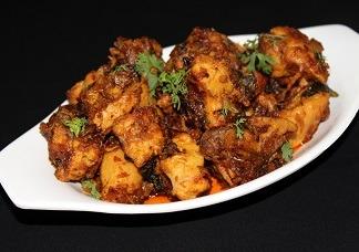 Guntur Chicken Image
