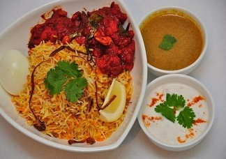 Chicken Biryani - Boneless Image