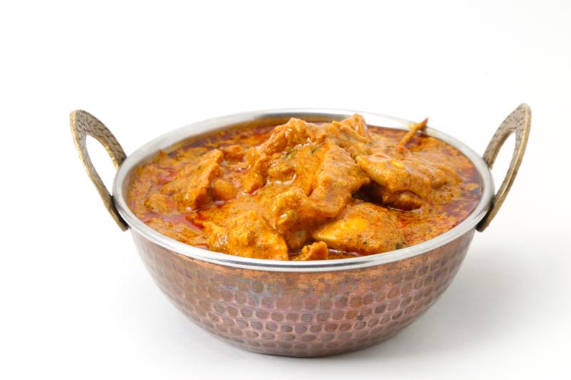 Hyderabad Chicken Curry Image
