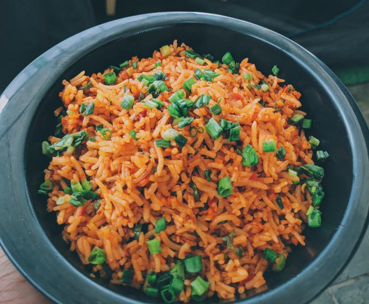 Veg Schezwan Fried Rice Image