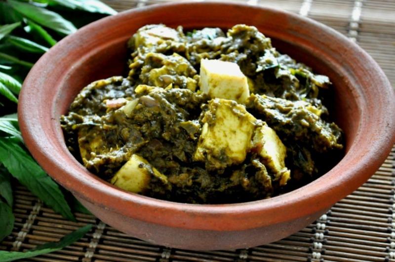 Gongura  Paneer Image