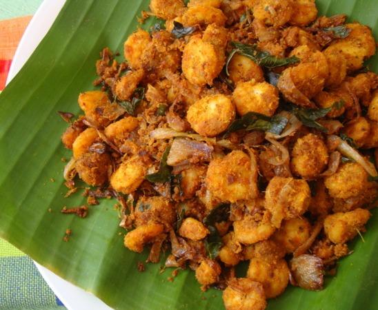 Andhra Shrimp Fry Image
