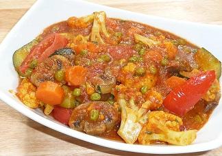 Mixed Veg Curry Image
