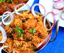 Vijayawada Spl Chicken Biryani Image