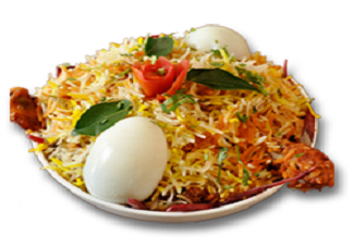 Chicken Biryani Bowl Image