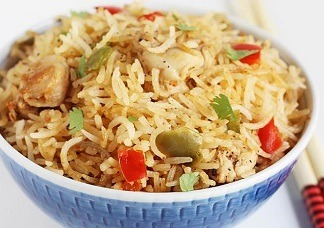 Chicken Fried Rice Bowl Image