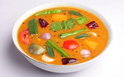 Sambar/Lenthil Soup Image