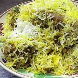 Gongura Chicken Biryani Image