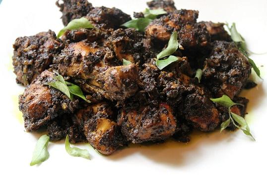 Curry Leaf Chicken Image