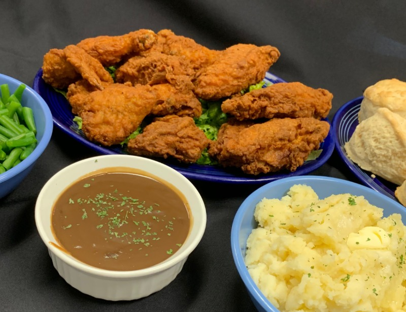 Fried Chicken (Family Style)