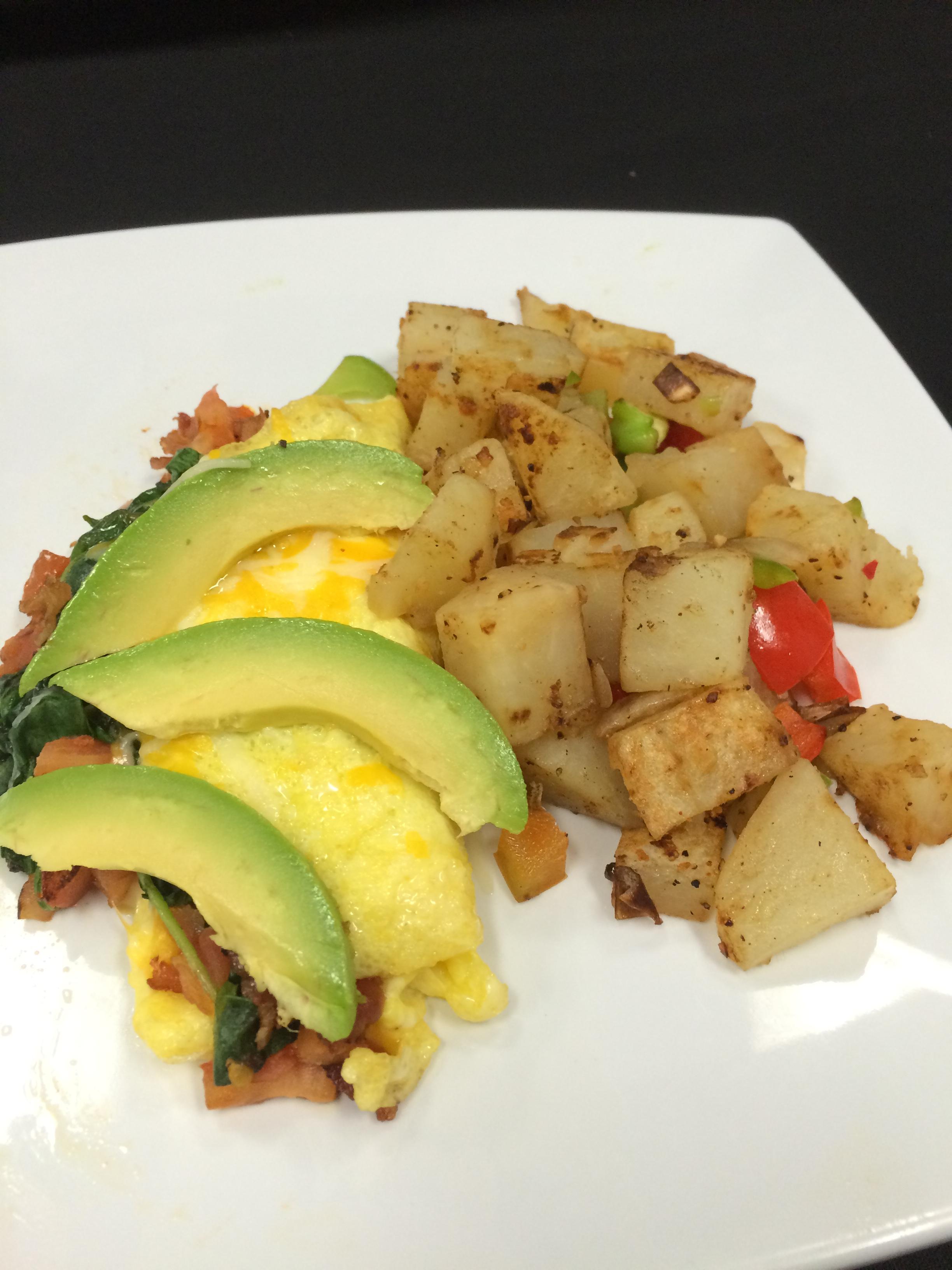California Omelette Image
