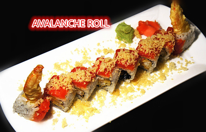 17. Avalanche Roll (8 pcs)