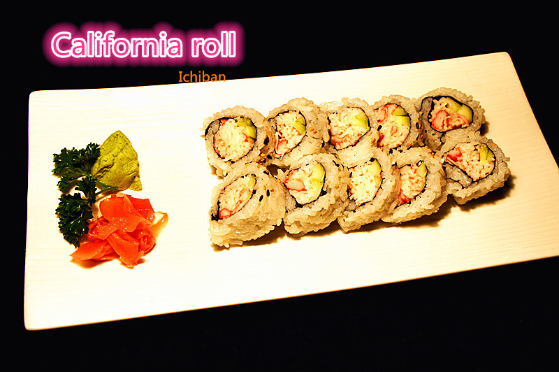 13. California Roll (10 pcs)