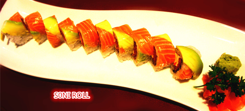8. Soni Roll (10 pcs)