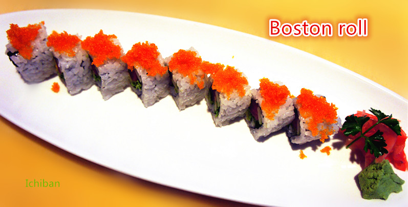 18. Boston Roll (8 pcs)