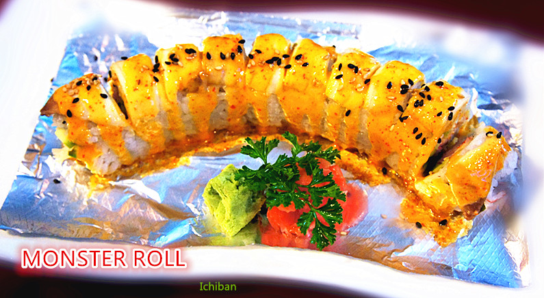 12. Monster Roll (8 pcs) Image