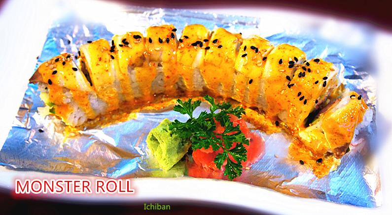 12. Monster Roll (8 pcs) Image