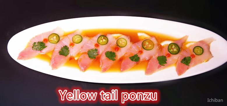 Yellow Yail Ponzu Image