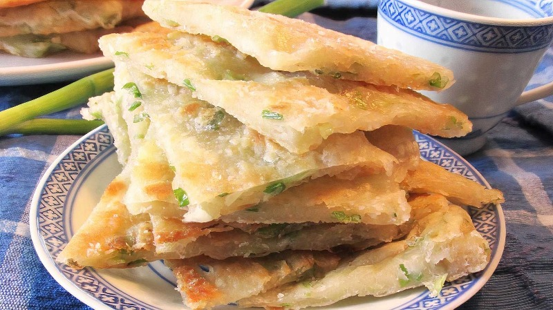 Scallion Pancake (2)