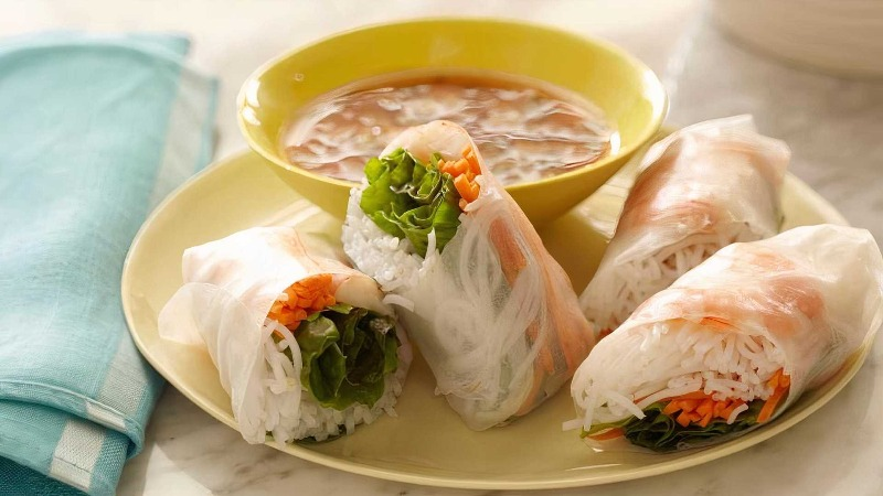 Thai Spring Roll (2)