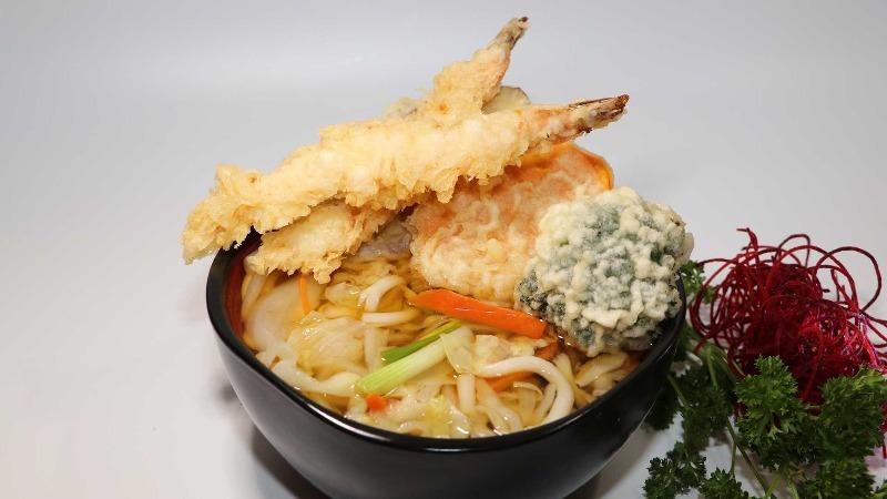 Tempura Udon Soup Image