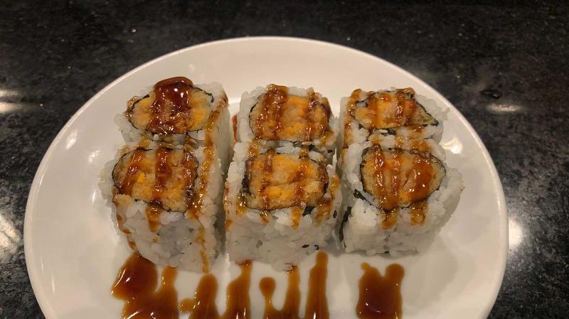 Sweet Potato Tempura Roll Image
