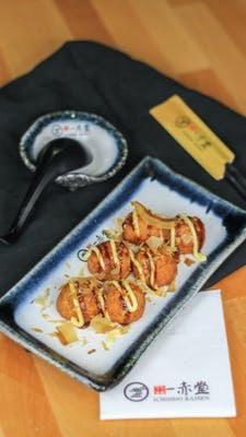 #16. Takoyaki (6 pcs)