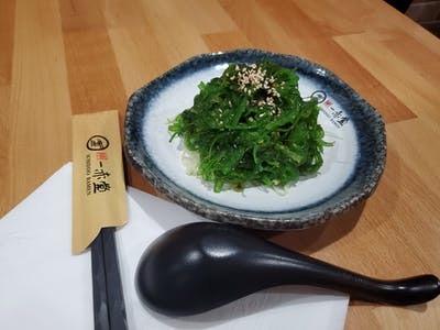 #17. Seaweed Salad Image