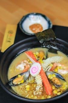 #8. Seafood Ramen Image