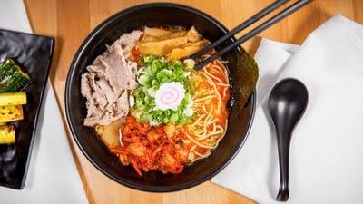 #7. Kimchi Ramen Image