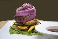 Vegetarian Stack Image