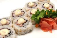Crab & Shrimp Special Roll