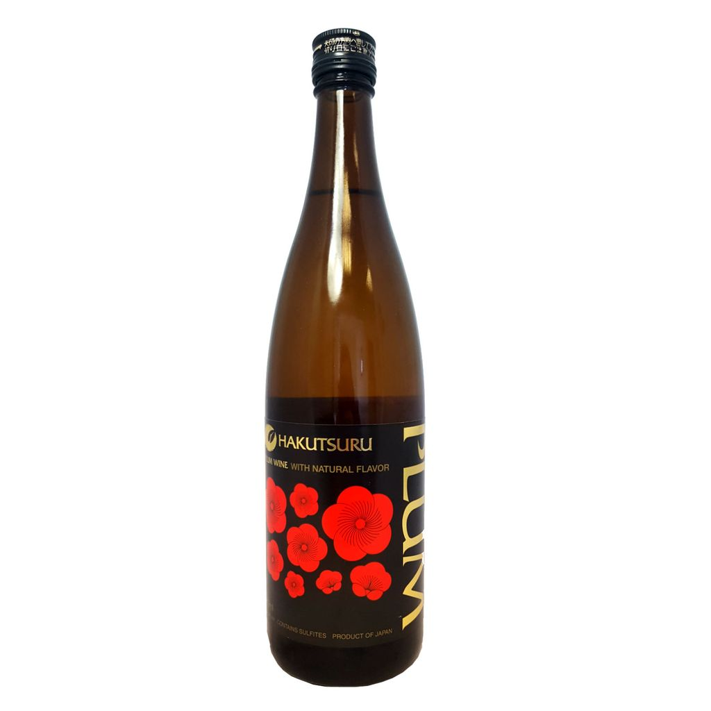 Hakutusuru Ume - Plum Wine Image