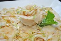 White Tuna Tataki Image
