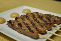 Satay - Grilled Beef Image
