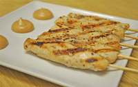 Satay - Grilled Chicken Image