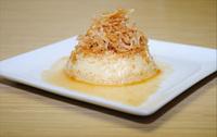 Coconut Flan Image