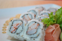Spicy Shrimp Roll Image