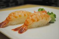 Shrimp (Ebi) Sushi
