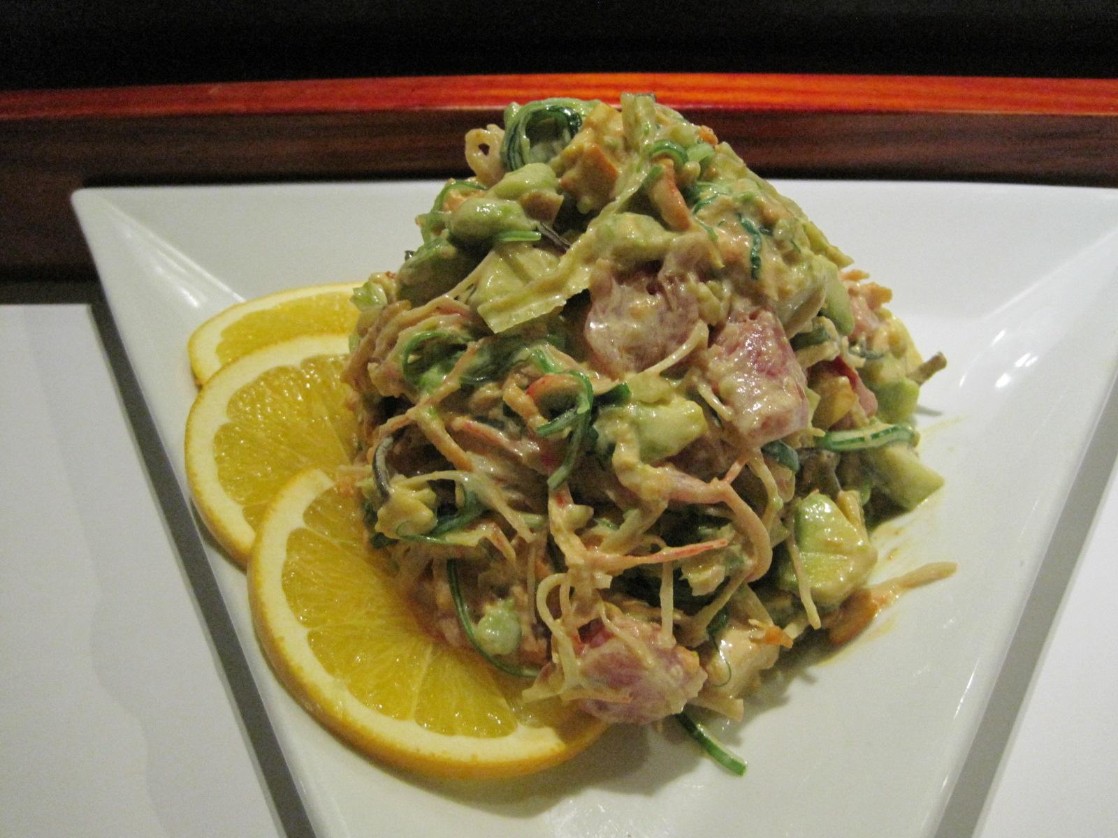 Fukushima Salad