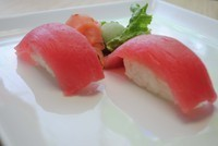 Tuna (Maguro) Sushi Image