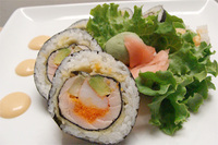 Hot Tuna Roll Image
