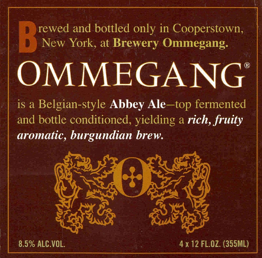 Ommegang Abbey Ale Image