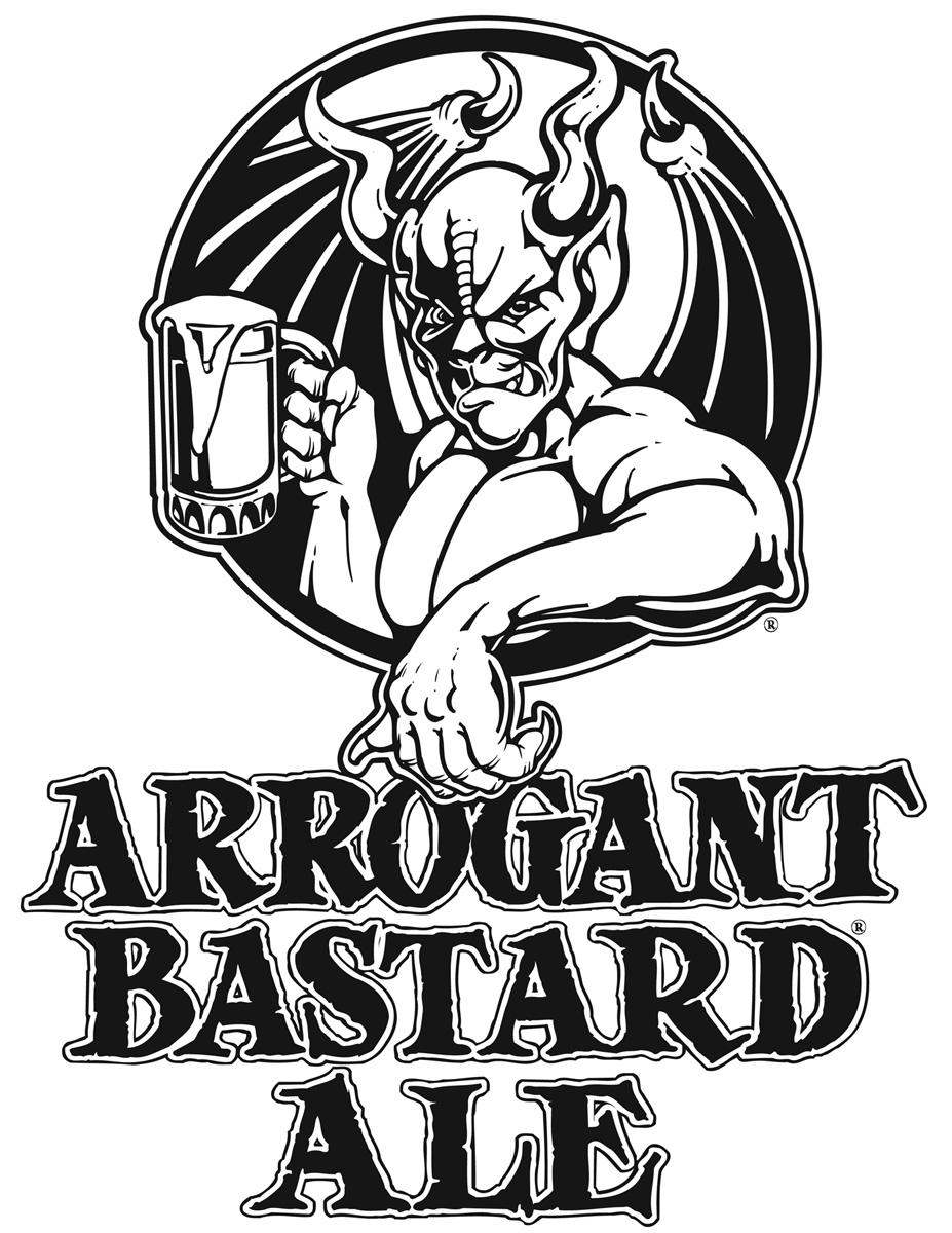 Stone Arrogant Bastard Bourbon Ale Image