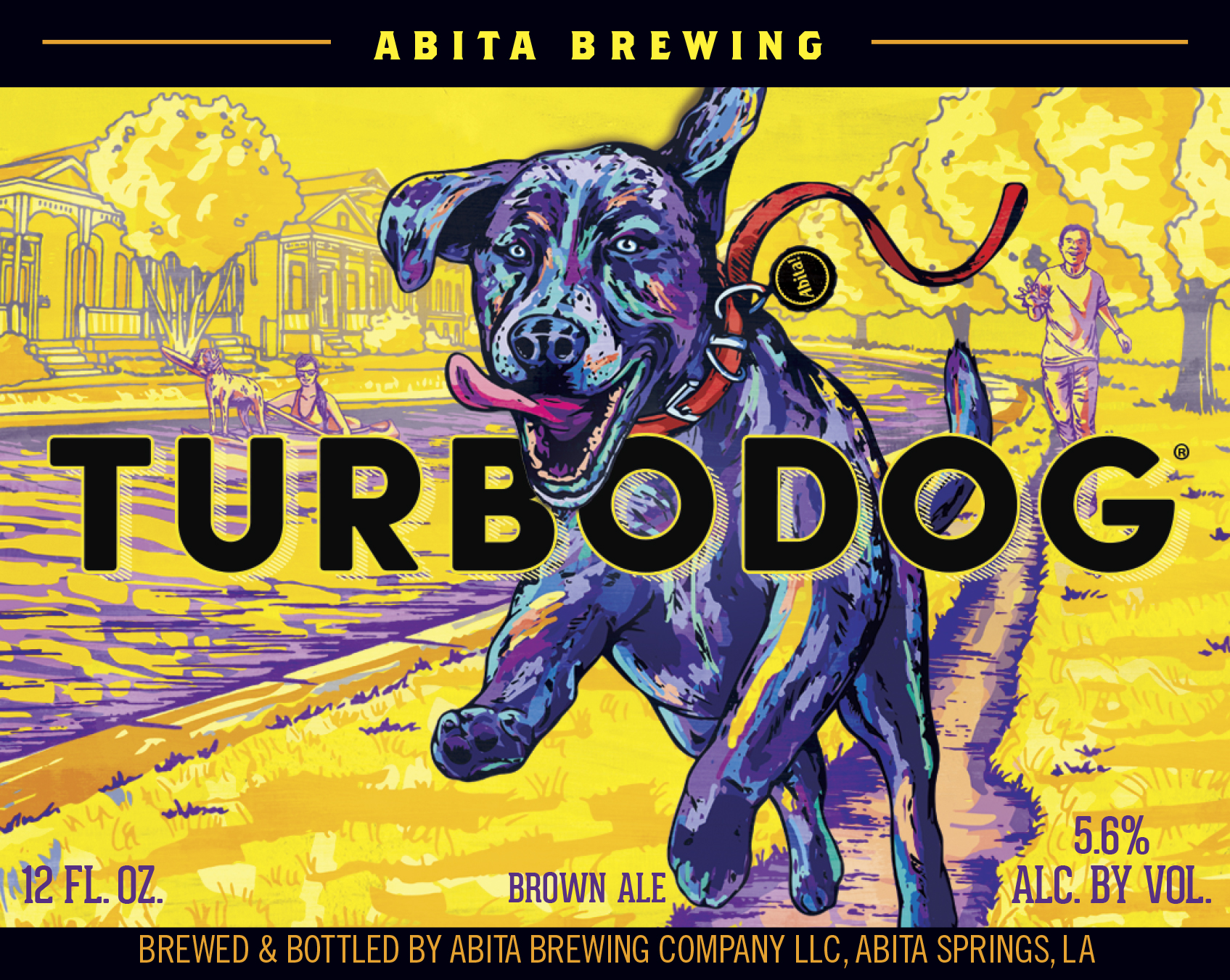 Abita Turbo Dog